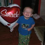 Say cheese!! Happy Valentines Day!